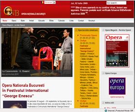 Site web Opera Națională. Click pe imagine!