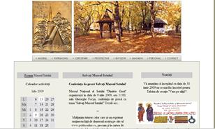 site web: http://muzeul-satului.ro. Click pe imagine!