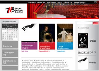 site web TNB. Click pe imagine!