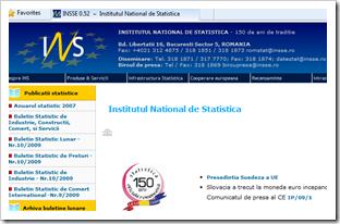 Site-ul INS