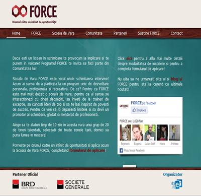 site F.O.R.C.E. (click!)