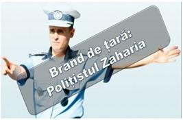 Brand de țară: Polițistul Zaharia.