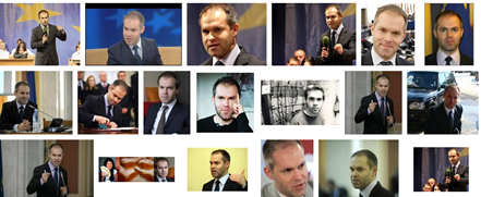 Mai multe exemplare din același ministru: Funeriu,Funeriu,Funeriu;Funeriu,Funeriu,etc