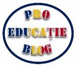 Sigla blogului Pro Educație