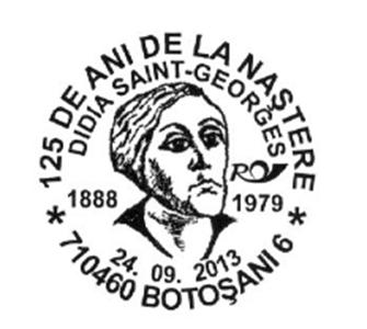 Impresiune digitală Didia Saint - Georges