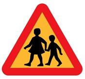 Atenție! Începe școala.