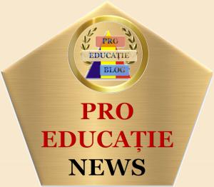 Click aici pentru a accesa Pro Educație News!